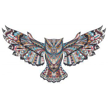 Removable Colorful Owl Kids Nursery Rooms Decorations Wall Decals Birds Flying