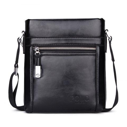 VICUNAPOLO V8806 Business Casual Men'S Bag - BLACK M