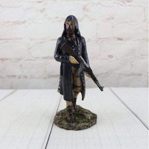 Model of The Jedi Survival Character - 006