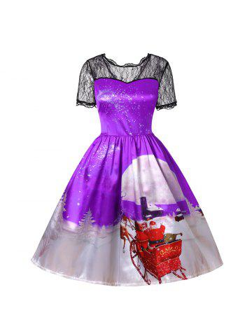 Cheap Purple Summer Dresses
