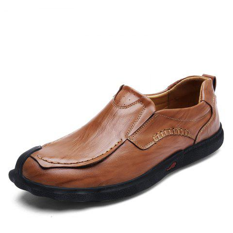 Hundred and Up Fashion Casual Shoes - SEPIA 42