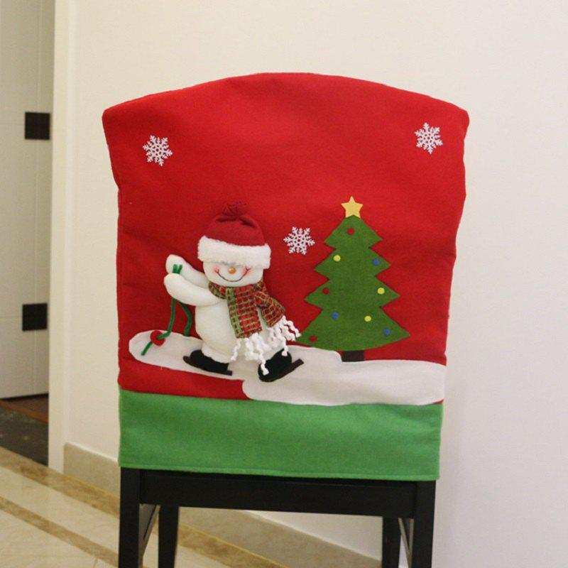 Christmas Table Chair Cover D001 - 002
