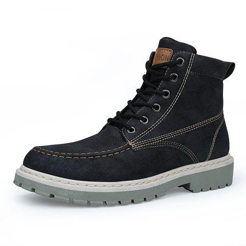 Chaussures pour Bottes moto hommes Bottes montantes bfvY76gy