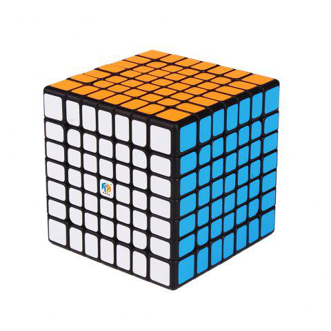 Yuxin Zhisheng Kevin Hays7X7 Cube WCA Competition Champion Product - BLACK