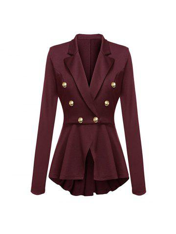 53c016ca3ca1 2019 Women Long Blazer Online Store. Best Women Long Blazer For Sale ...
