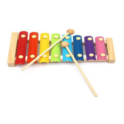 Early Childhood Music Teaching Aids Percussion Instruments Percussion Instrument - multicolor