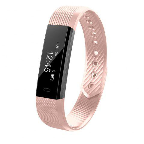 Seasonal Intelligent Bluetooth Mobile Handring Watch - PINK