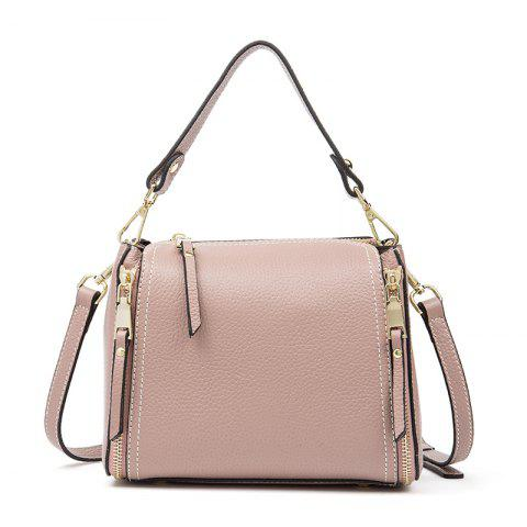 Uropean and American Fashion Girls Bag Sweet Lady Single Shoulder Bag - PINK