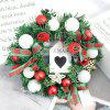 Decorate with Christmas Decorations and Wreaths - multicolor C PACK OF 1