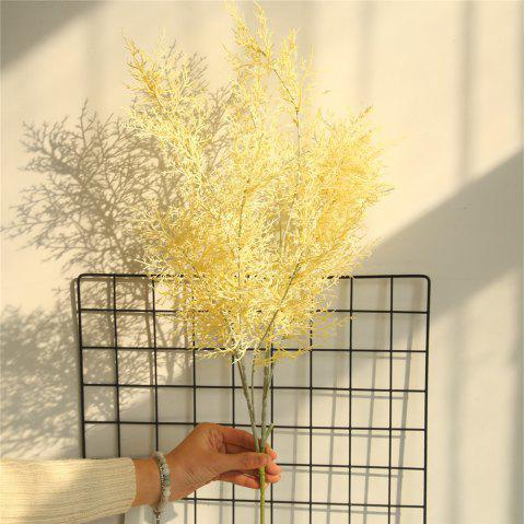 Vivid Artificial Flowers Home Wedding Festival Party Decorations - SUN YELLOW