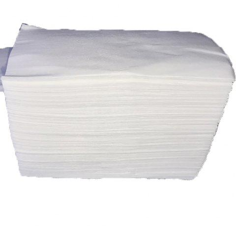 Disposable Sterile Towels for Beauty Salons and Health Care Centers and Trip - WHITE 1 SET