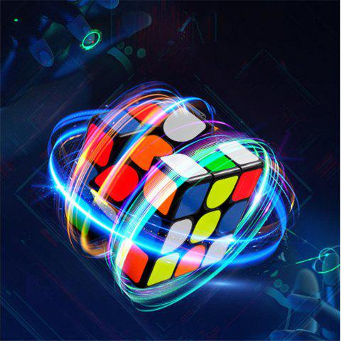 Educational Six-Axis Sensor Recognition Magnetic Cube Toy From Xiaomi Giiker - multicolor