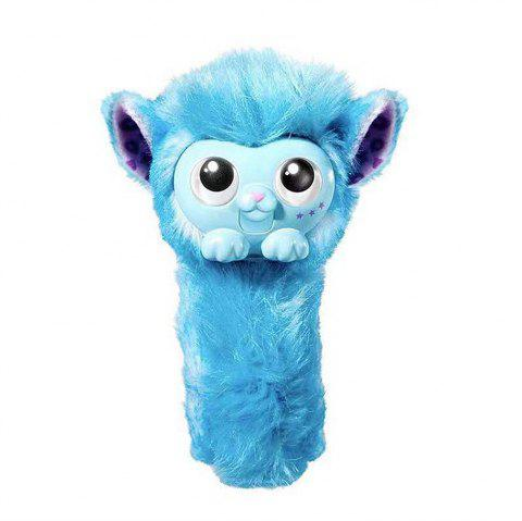 Little Live Pets Wrapples Induction Wrist Monkey Plush Toys for Children - DAY SKY BLUE