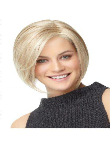A Bobbed Wig for Women with Short Hair and A Straight Wig for Women 485fb5cea