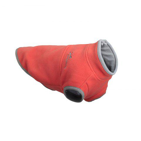 New Pet Dog Clothes in Autumn and Winter - ORANGE XL