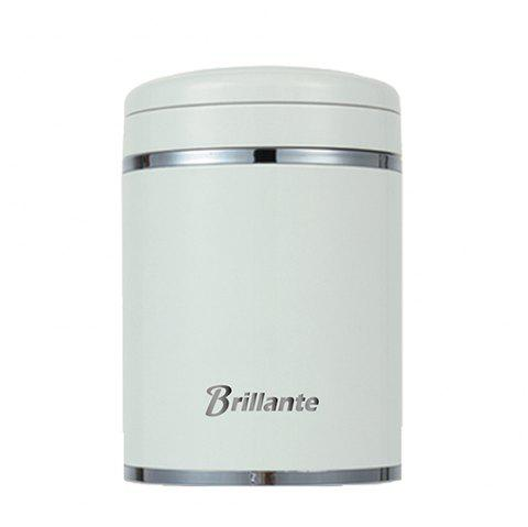 Brillante Stainless Steel Vacuum Braised Cup Bottle 460ml White - WHITE 1PC