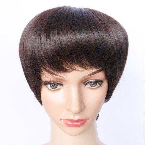 6 Types Chemical Fiber Hair Synthetic Wig - 002