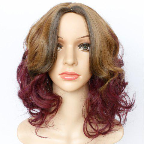 6 Types Chemical Fiber Hair Synthetic Wig - 001