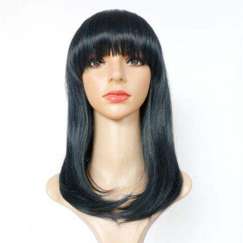 6 Types Chemical Fiber Hair Synthetic Wig - 006