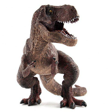 Dinosaur Figures Realistic Dinosaur Model Toys Prehistoric Animal Collectible - multicolor B 1PC