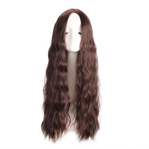 Long Curly Wigs for Fashionable Women - multicolor B 1 SET