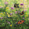 Cool Soft 3D Jigsaw Paper Puzzle Block Assembly Birthday Toy - multicolor