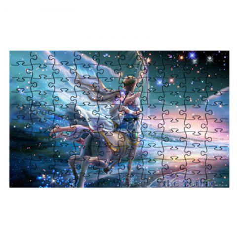 Goddess Beautiful Jigsaw Puzzle - multicolor