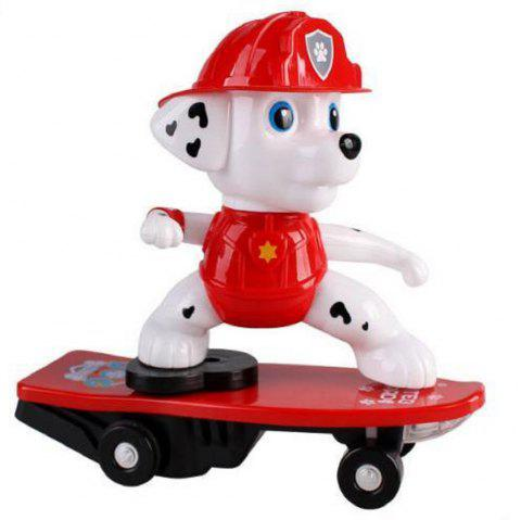 Smart Dog RC Electric Drift Car - RED 1PC
