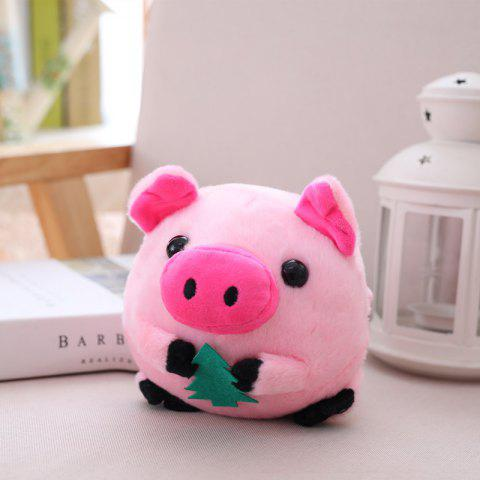Seaweed Pig Singing Recording Learning Electric Plush - multicolor B 1PC