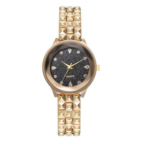 Xr3164 Women'S Quartz Watch Loose Powder Diamond Time Just Brought Ladies Watch - ROSE GOLD