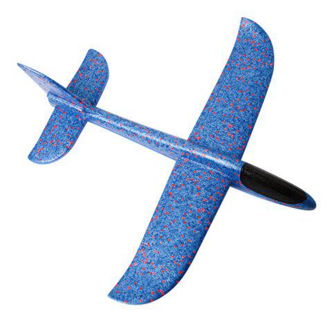 EPP Foam Handheld Flight Injector Is Used To Launch Glider Toys for Children in - BLUE 1PC