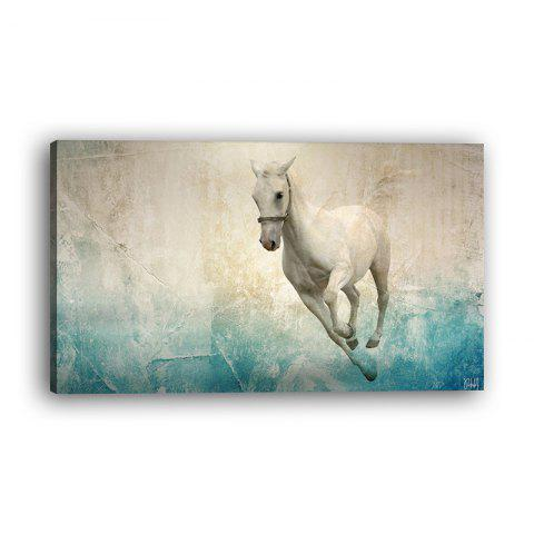 Modern Living Room Study Room Wall Abstract Animal Hanging Picture - multicolor 30CMX40CM