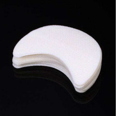 Disposable Auxiliary Eye Shadow Stickers - WHITE