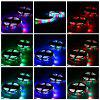 3x5M 2835 RGB  LED Strip Light with 44 Key IR Controller 1 to 3 Connecting line - multicolor