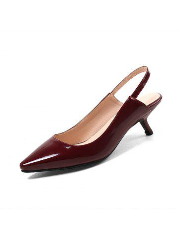 96abcdb498c 2019 Red Wine Shoes Online Store. Best Red Wine Shoes For Sale ...