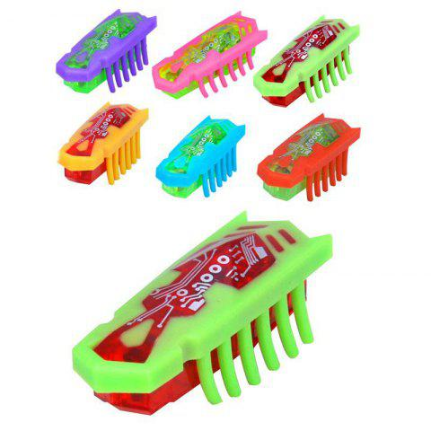 Mini Funny Electric Cat Toy Hexbug Robot 1pc - multicolor A