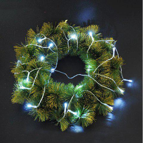 UK Plug 220V LED Lanterns Gypsophila Firefly Stars Light Strings 30M 300 Lights - WHITE 30M 300LED