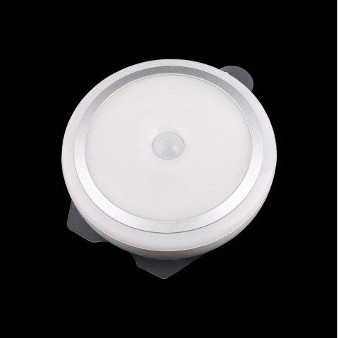 Human Body Induction LED Night Light for Home - WHITE