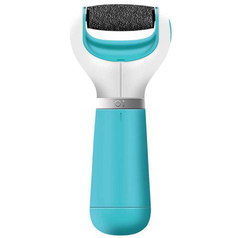 Electric Foot Care Machine Hard Dry Dead Cuticle Skin Remover Care Tool - DAY SKY BLUE