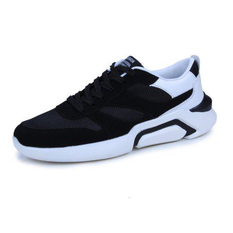 Spring and Summer New Trend Sports and Leisure Running Shoes - WHITE EU 39