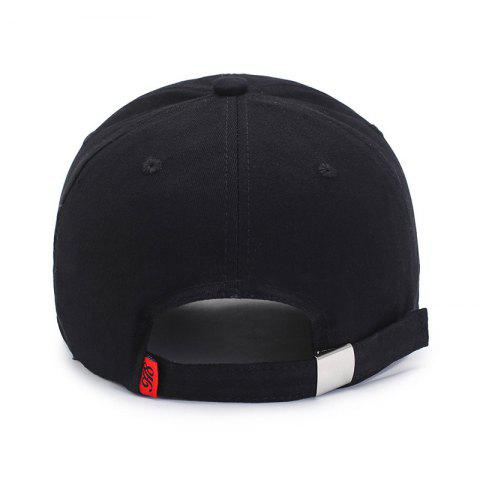 Spring and Summer Soft Top Baseball Cap + Adjustable for 55-60CM