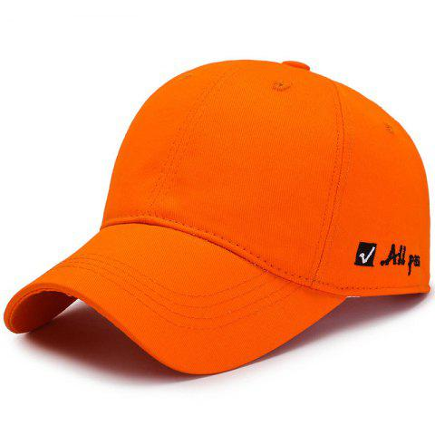 07255978 Spring and Summer Soft Top Baseball Cap + Adjustable for 55-60CM