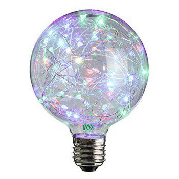 YWXLight E27 LED Bulb String Light Filament Lamp for Christmas Lighting AC 85 - 265V - RGB RGB