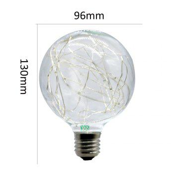 YWXLight E27 LED Bulb String Light Filament Lamp for Christmas Lighting AC 85 - 265V -  RGB