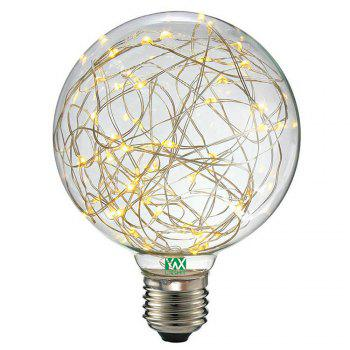 YWXLight E27 LED Bulb String Light Filament Lamp for Christmas Lighting AC 85 - 265V - WARM WHITE LIGHT WARM WHITE LIGHT