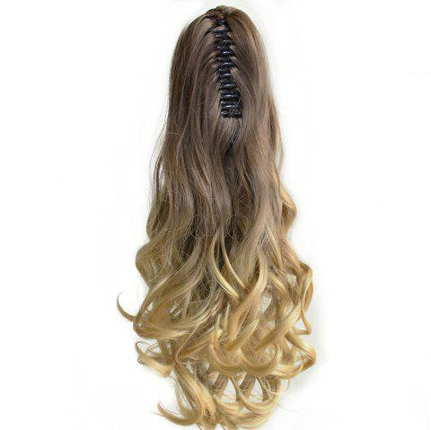 TODO 20 inch Ombre Claw Synthetic Clip-in Hair Extensions - OMBRE 613H2403AHPINK2 20INCH