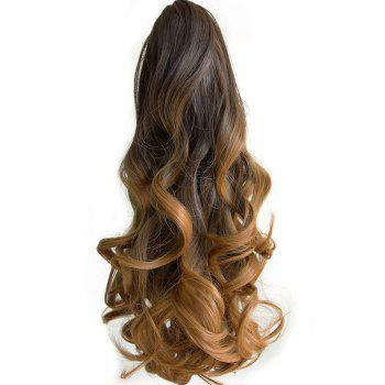 TODO 20 inch Ombre Claw 7-piece 16-clip Synthetic Hair Extensions - OMBRE PT /  OMBRE PT /
