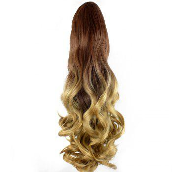 TODO 20 inch Ombre Claw Synthetic Clip-in Hair Extensions - OMBRE / / 20INCH