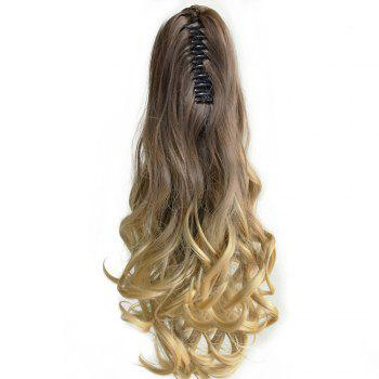 TODO 20 inch Ombre Claw 7-piece 16-clip Synthetic Hair Extensions - OMBRE 613H2403AHPINK2# OMBRE H AHPINK