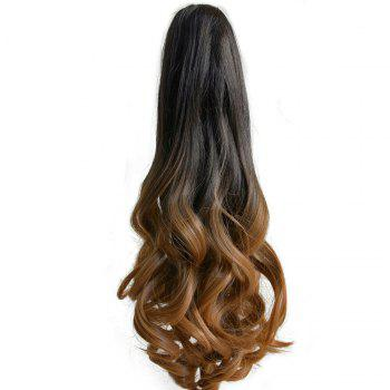 TODO 20 inch Ombre Claw Synthetic Clip-in Hair Extensions - OMBRE B/ 20INCH